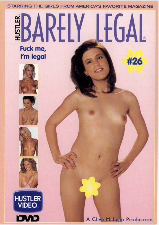 Barely Legal #26 DVD