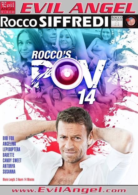 Rocco's POV #14 DVD