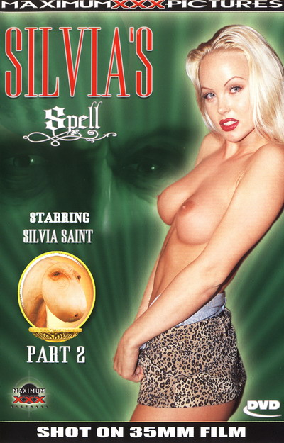 Silvia's Spell part2 DVD