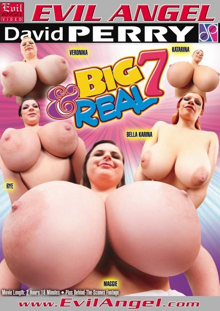 Big And Real #07 DVD
