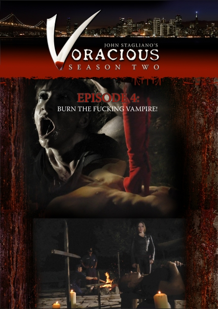 Voracious - Season 02 Episode 04 DVD