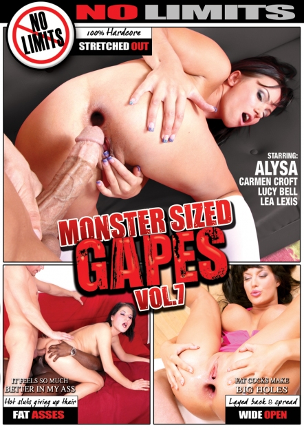 Monster Sized Gapes #07