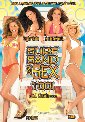 Surf, Sand & Sex Too DVD