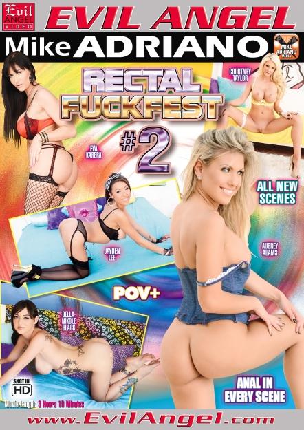 Rectal Fuckfest #02