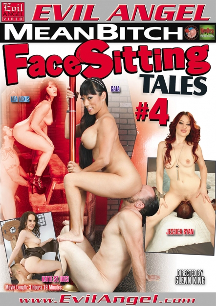 Facesitting Tales #04 DVD
