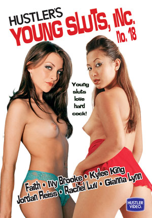 Young Sluts, Inc. #18 DVD