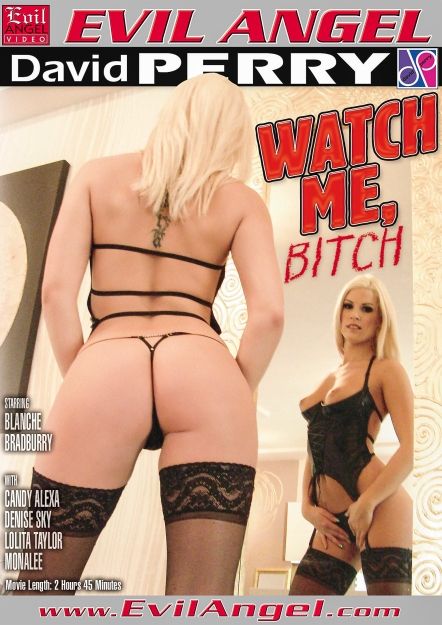 Watch Me Bitch DVD