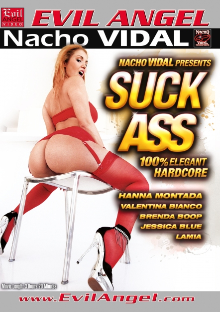 Suck Ass DVD