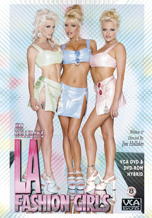 LA Fashion Girls DVD