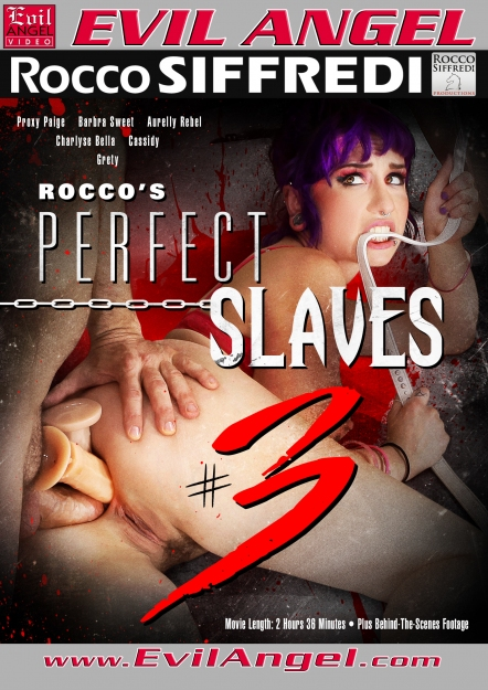 Rocco's Perfect Slaves #03 DVD