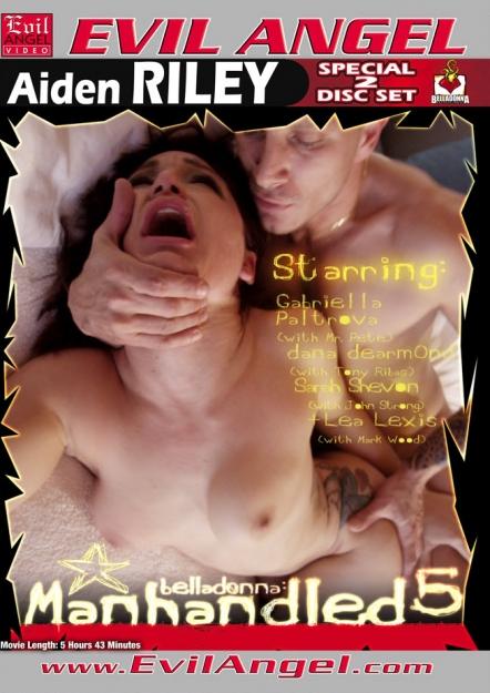 Manhandled #05 DVD