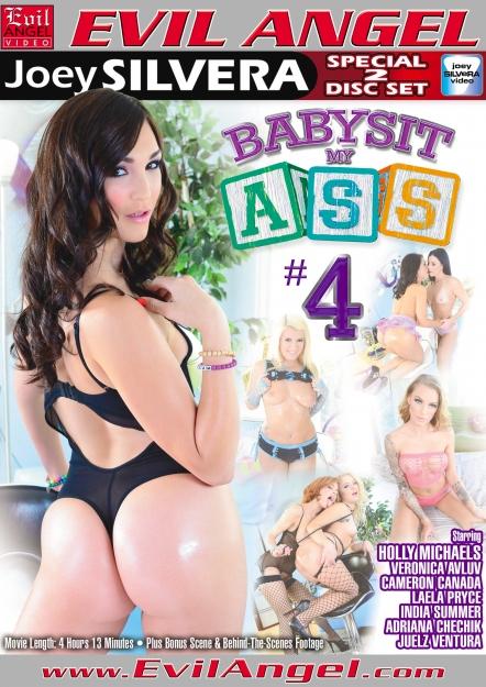 Babysit My Ass #04 DVD