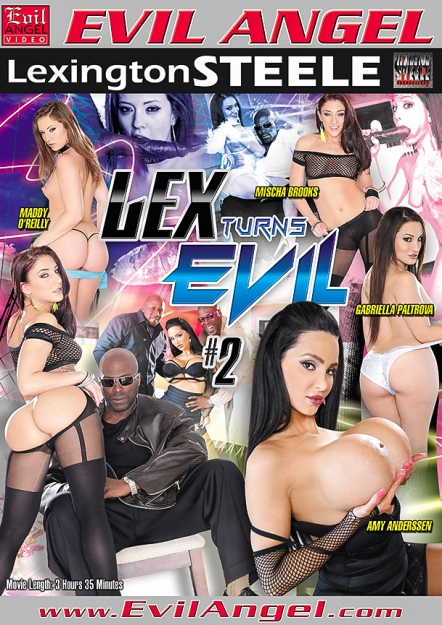 Lex Turns Evil #02 DVD