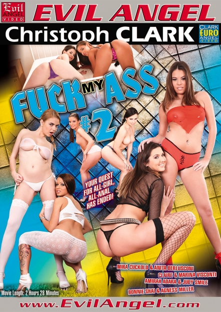 Fuck My Ass #02 DVD