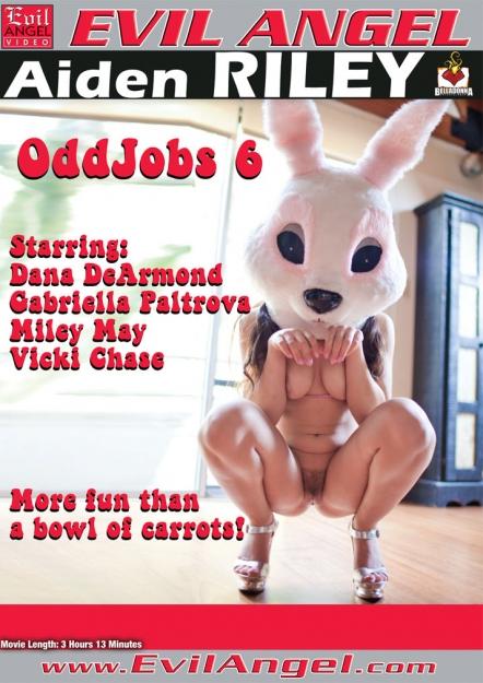 Odd Jobs #06 DVD