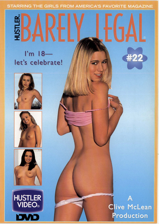 Barely Legal #22 DVD