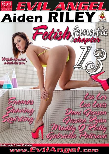 Fetish Fanatic #13 DVD