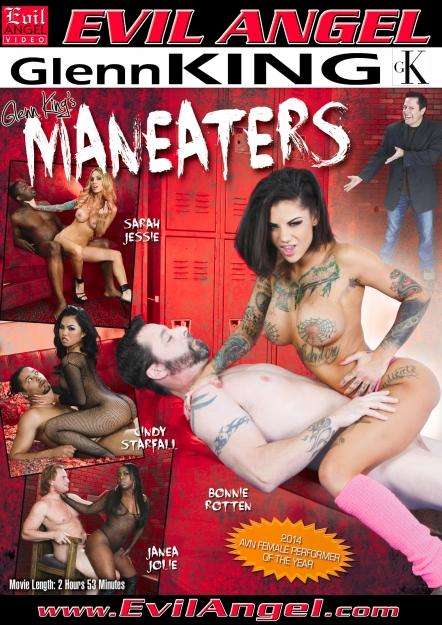 Glenn King's Maneaters DVD