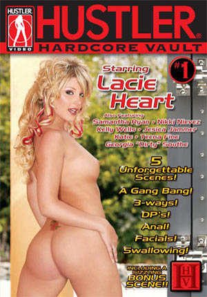 Hustler Hardcore Vault #1 DVD