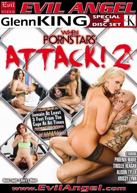 When Porn Stars Attack #02 DVD