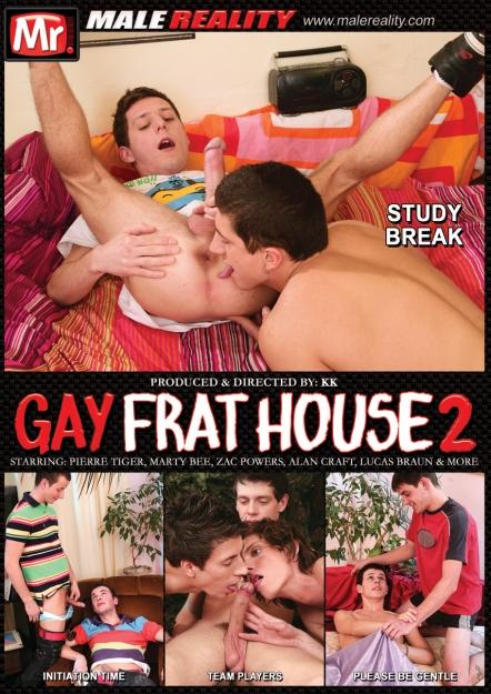 Gay Frathouse #02