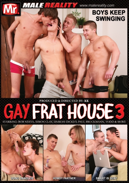 Gay Frathouse #03