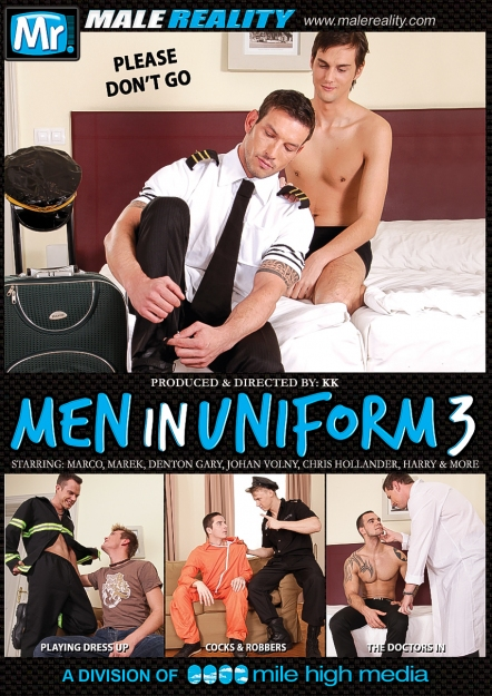 Men In Uniform #03