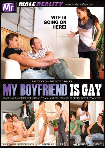 My Boyfriend Is Gay