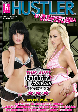 This Ain't Celebrity Fit Club - Boot Camp XXX DVD