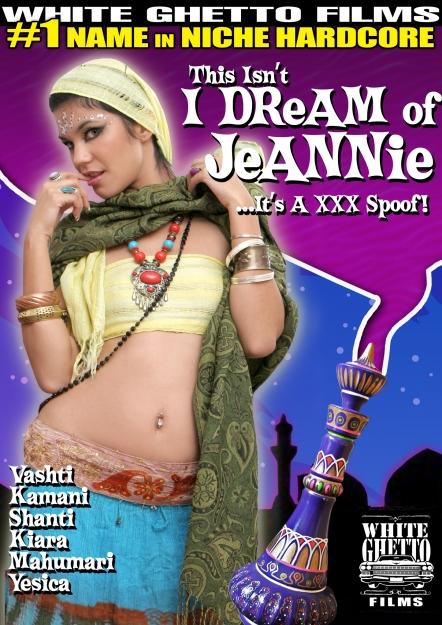 This Isn't I Dream Of Jeannie It's XXX Spoof DVD