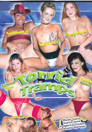 Torrid Tramps DVD
