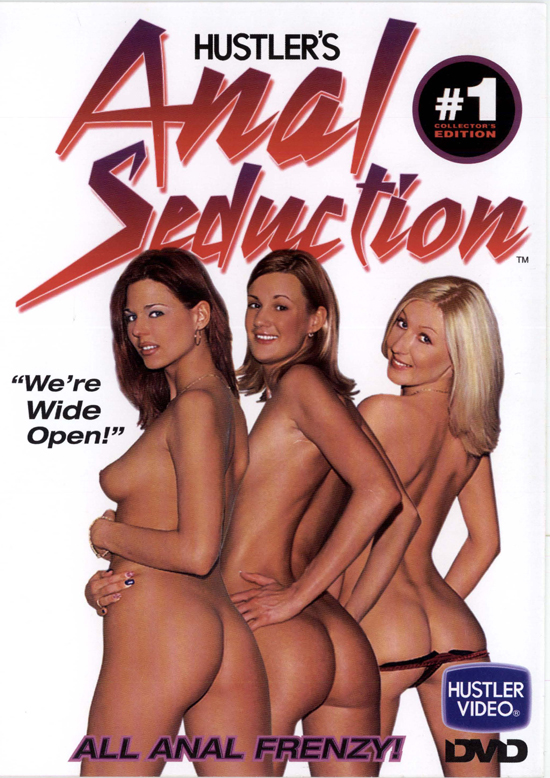Anal Seduction #1 DVD