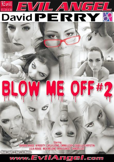 Blow Me Off #02 DVD