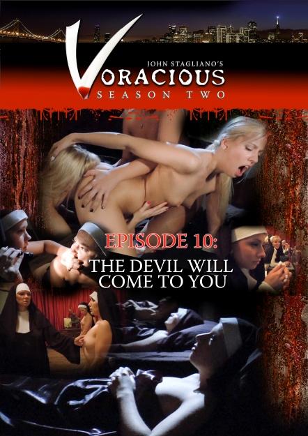 Voracious - Season 02 Episode 10 DVD