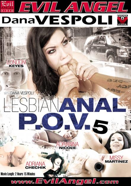 Lesbian Anal POV #05 DVD