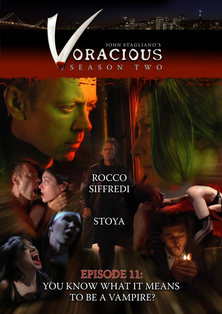 Voracious - Season 02 Episode 11 DVD