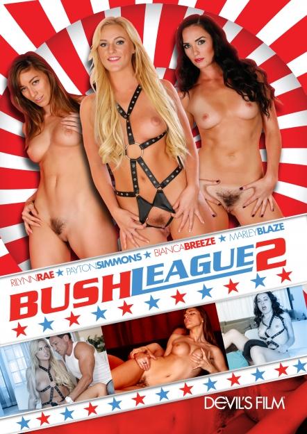 Bush League #02 DVD