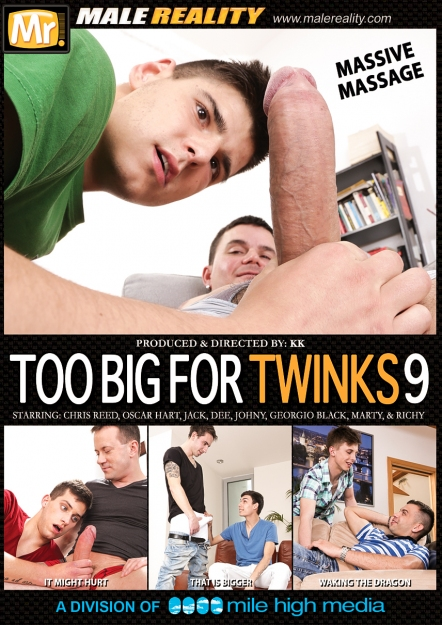Too Big For Twinks #09