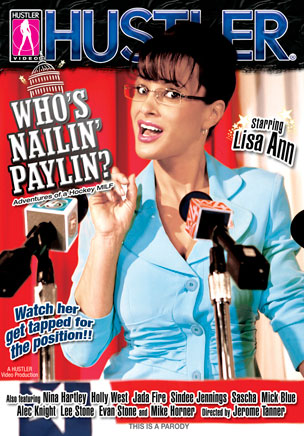 Who's Nailin' Paylin? DVD