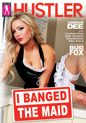 I Banged the Maid DVD