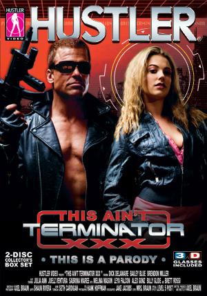 This Ain't Terminator XXX DVD