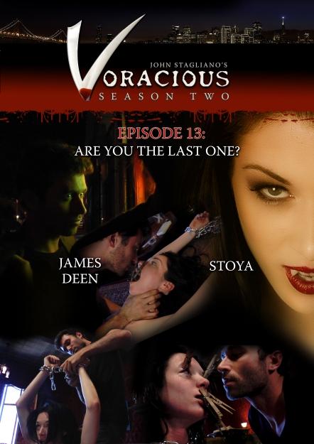 Voracious - Season 02 Episode 13 DVD
