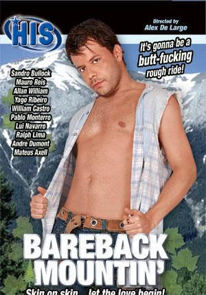 Bareback Mountin DVD