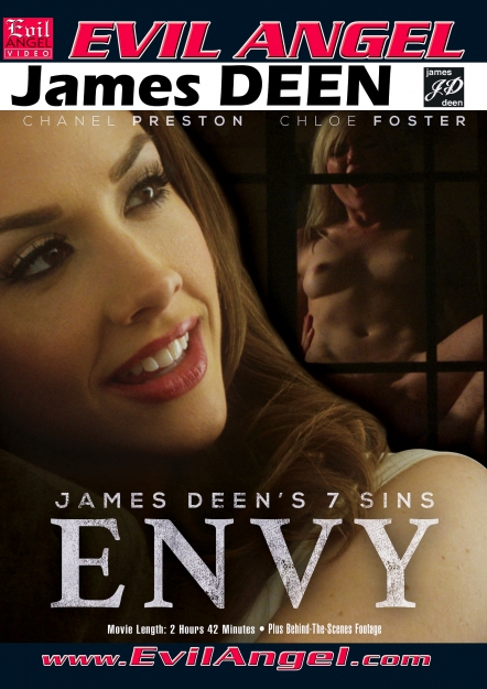 James Deen's 7 Sins - ENVY DVD