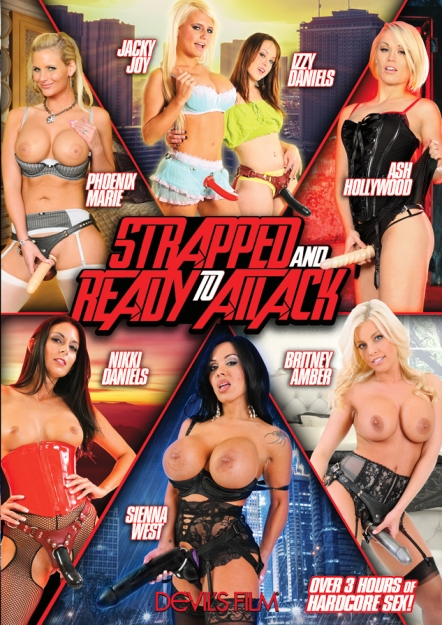 Strapped And Ready to Attack DVD