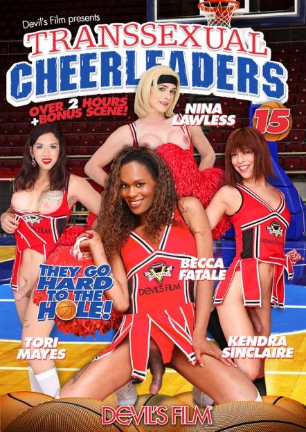 Transsexual Cheerleaders #15