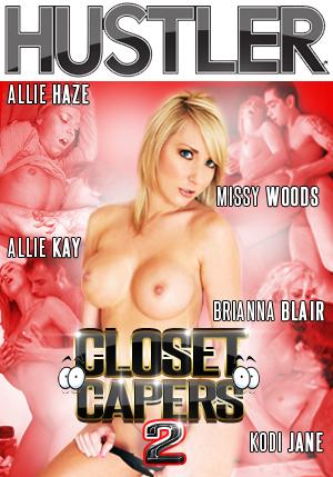 Closet Capers #2 DVD
