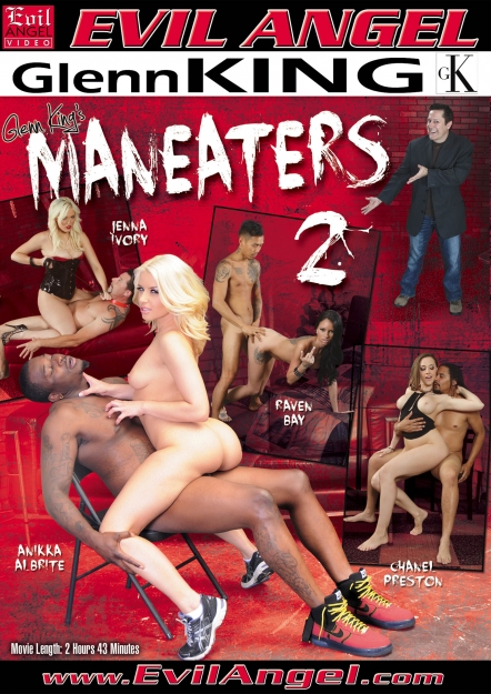 Glenn King's Maneaters #02
