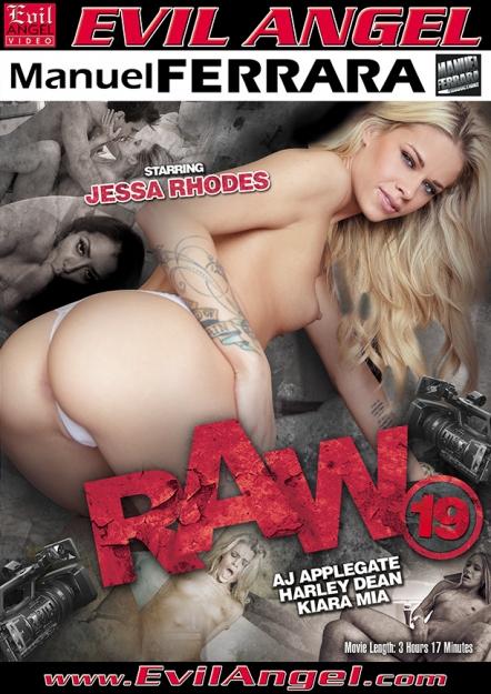 Raw #19 DVD