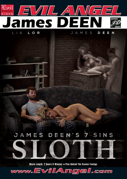 James Deen's 7 Sins - SLOTH